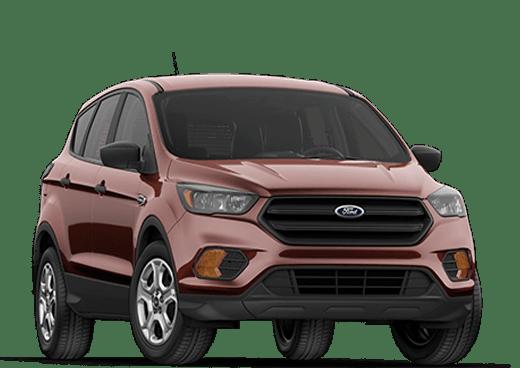 New Ford Escape near Penticton