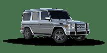 New Mercedes-Benz G-Class at El Paso