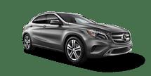 New Mercedes-Benz GLA at El Paso