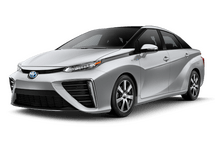 New Toyota Mirai at Pocatello