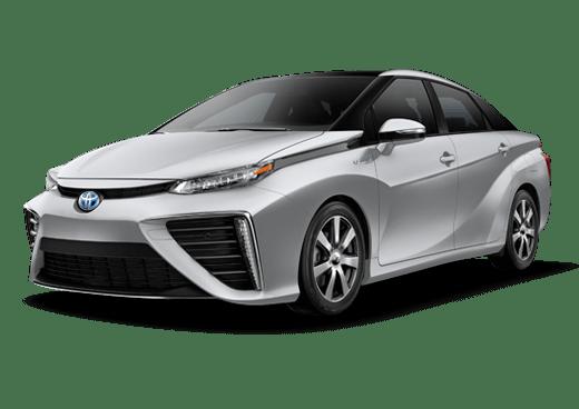 New Toyota Mirai near Englewood Cliffs