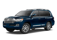 New Toyota Land Cruiser at Fallon