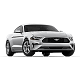 New Ford Mustang at Penticton