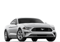 New Ford Mustang at Fallon
