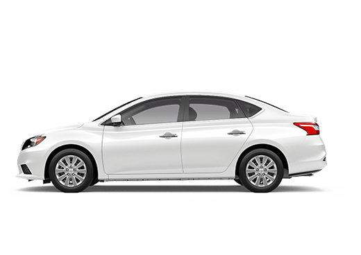 New Nissan Sentra near Dayton area