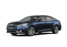 New Kia Cadenza at Battle Creek