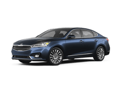 New Kia Cadenza at Pendleton