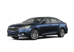 New Kia Cadenza at Akron