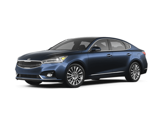 New Kia Cadenza near Liverpool