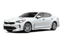 New Kia Stinger at Escondido