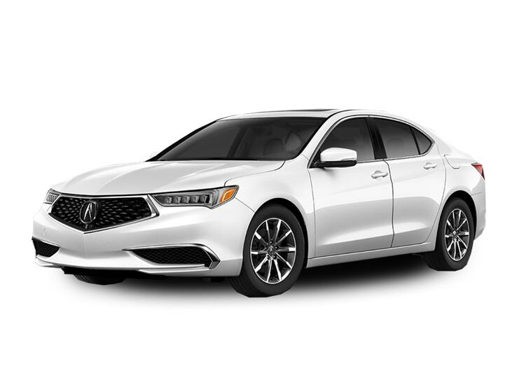 New Acura TLX near Johnson City