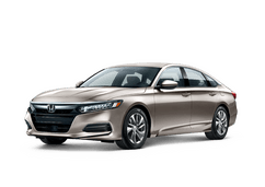 New Honda Accord Sedan at Salinas