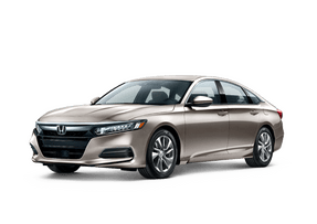 New Honda Accord Sedan at Chattanooga
