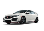 New Honda Civic Type R at Clarenville