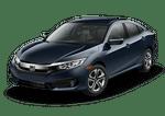 New Honda Civic Sedan at Clarenville