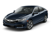 New Honda Civic Sedan at Washington