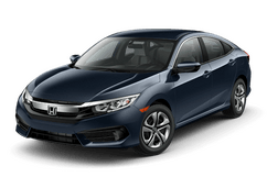 New Honda Civic Sedan at Holland