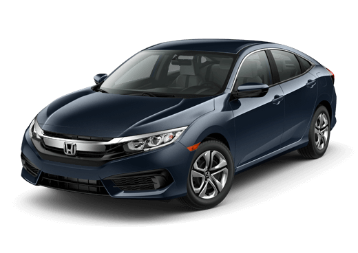 New Honda Civic Sedan near Chattanooga