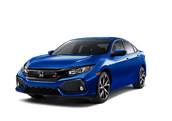 New Honda Civic Si Sedan at Washington