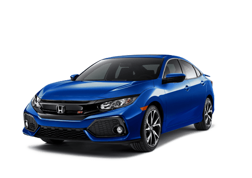 New Honda Civic Si Sedan near Bay Shore