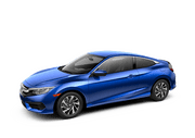New Honda Civic Coupe at Jacksonville