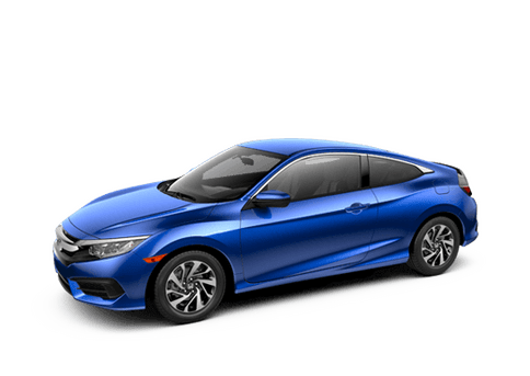 New Honda Civic Coupe in Libertyville