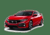 New Honda Civic Si Coupe at Miami