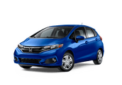 New Honda Fit at Washington