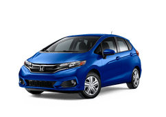 New Honda Fit at Salinas