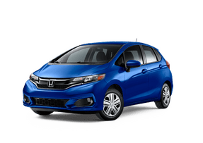 New Honda Fit at Chattanooga