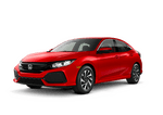 New Honda Civic Hatchback at Clarenville