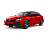 New Honda Civic Hatchback at Washington