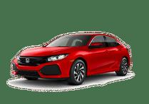 New Honda Civic Hatchback at Miami