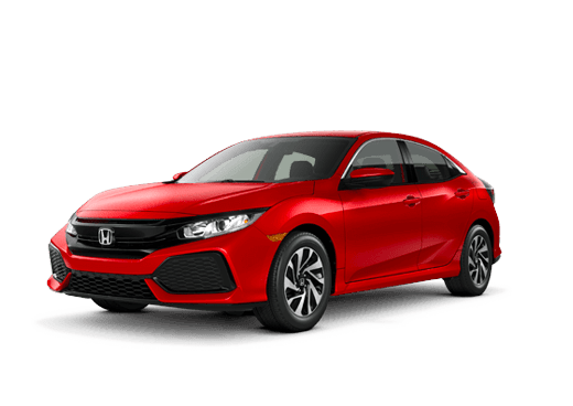 New Honda Civic Hatchback near Tuscaloosa