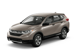 New Honda CR-V at Salinas