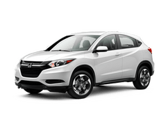 New Honda HR-V at Salinas