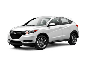New Honda HR-V at Chattanooga