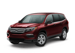 New Honda Pilot at Holland
