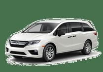 New Honda Odyssey at Miami