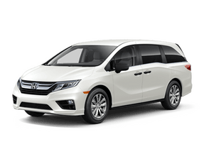 New Honda Odyssey at Chattanooga