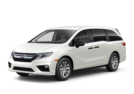 New Honda Odyssey near Chattanooga