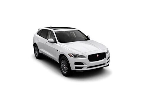 New Jaguar F-PACE in Tacoma