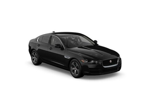 New Jaguar XE in San Jose