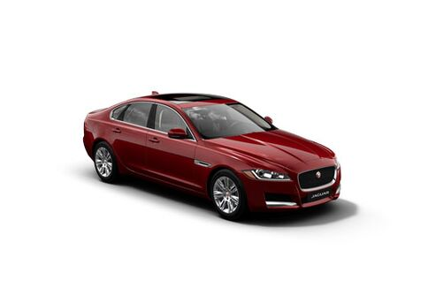New Jaguar XF in Memphis
