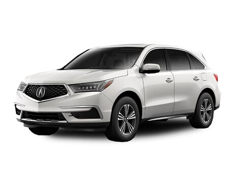New Acura MDX in Santa Clara