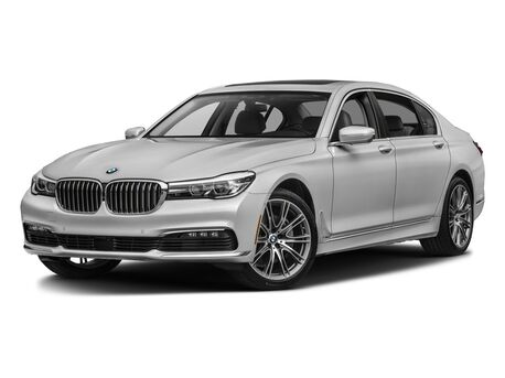 New BMW 7 Series in