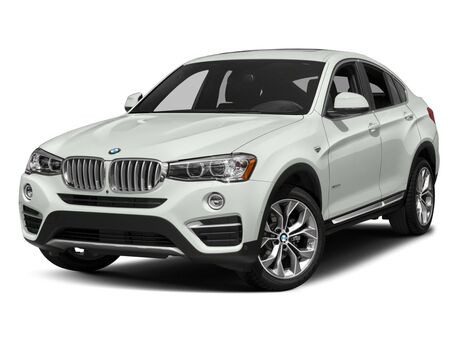 New BMW X4 in Mountain View