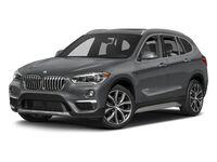 New BMW X1 at Miami