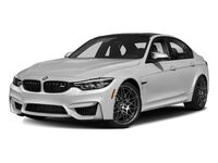New BMW M3 at Miami