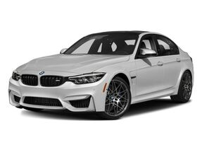 New BMW M3 at Pompano Beach